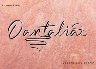 Dantalia Font
