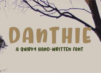 Danthie Font