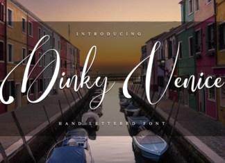 Dinky Venice Font