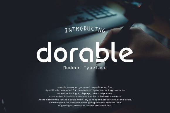 Dorable Font