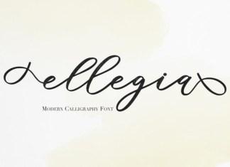 Ellegia Font