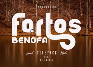 Fartos Benofa Font