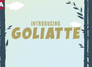 Goliatte Font