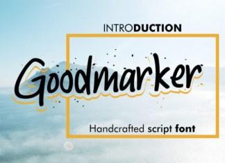 Goodmarker Font
