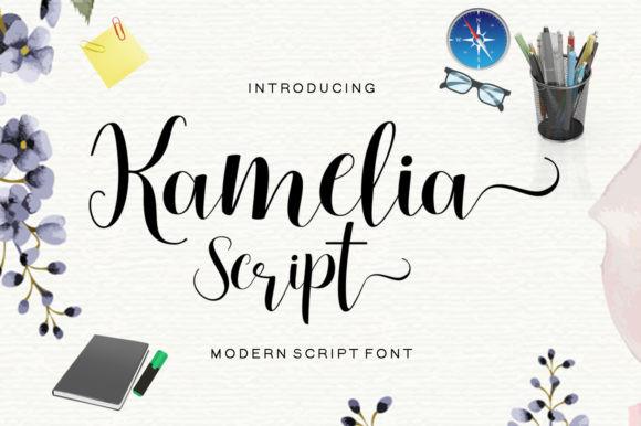 Kamelia Font