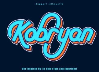 Kobryan Font
