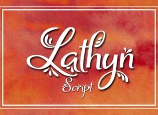 Lathyn Font
