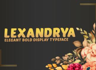 Lexandrya Font