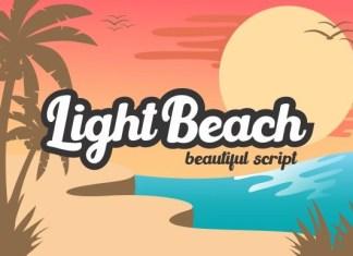 Light Beach Font