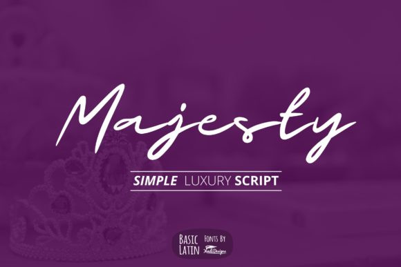 Majesty Font