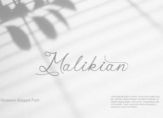 Malikian Font
