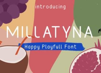 Millatyna Font