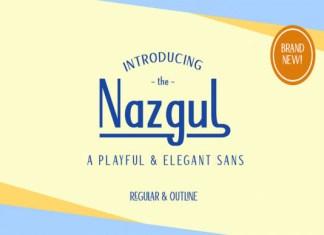 Nazgul Font
