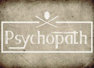 Psychopath Font