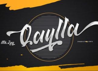 Qaylla Font