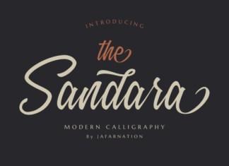 Sandara Font
