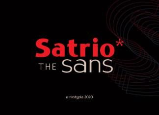 Satrio Font