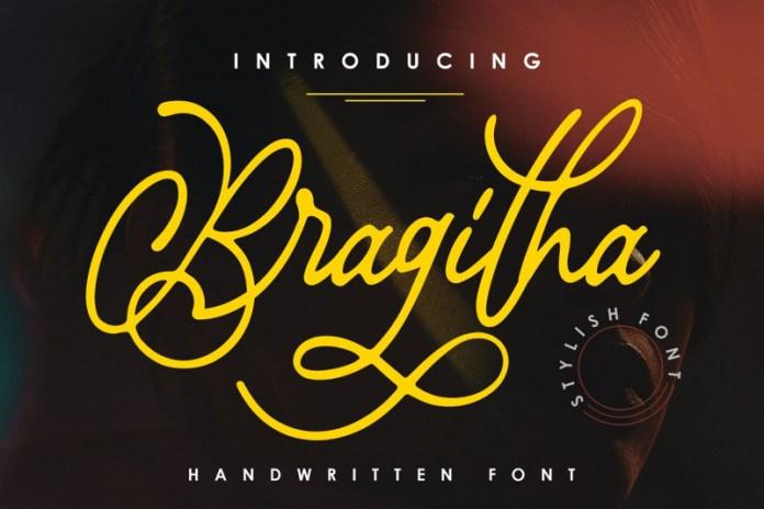 Bragitha Font