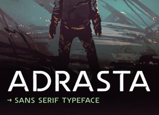 Adrasta Font
