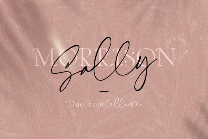 Sally Morrison Font