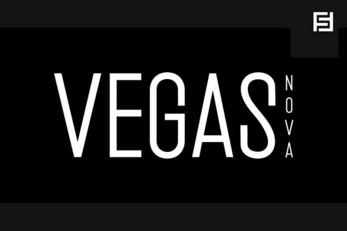 Vegas Nova Font