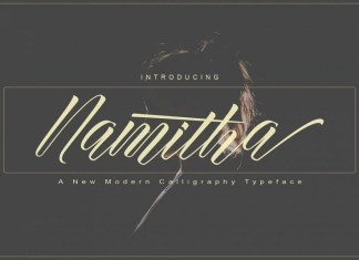 Namitha Font