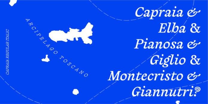 Capraia Font