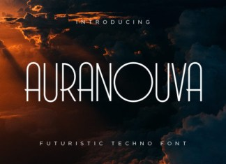 Auranouva Font