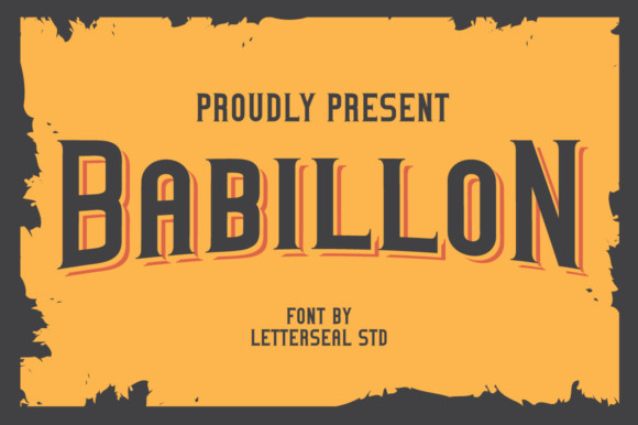 Babillon Font