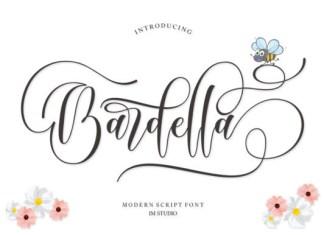 Bardella Font