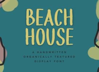 Beach House Font