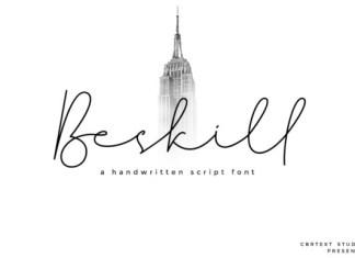 Beskill Font