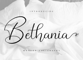 Bethania Font