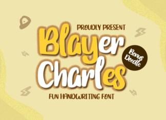Blayer Charles Font