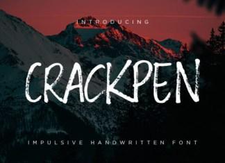 Crackpen Font