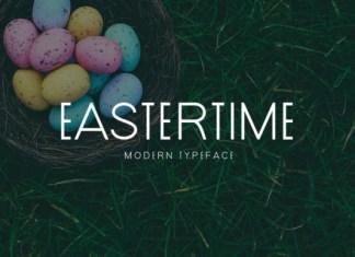 Eastertime Font