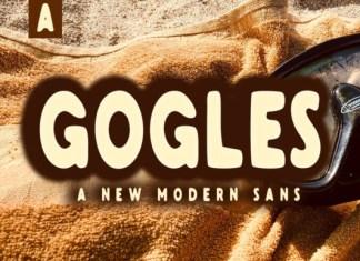 Gogles Font