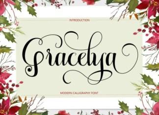 Gracelya Font