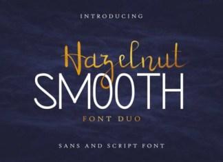 Hazelnut Smooth Font