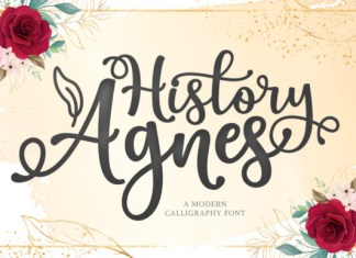 History Agnes Font