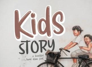 Kids Story Font