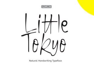 Little Tokyo Font