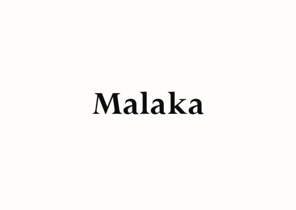 Malaka Font