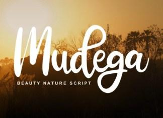 Mudega Font