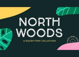 Northwoods Font
