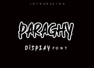 Paraghy Font