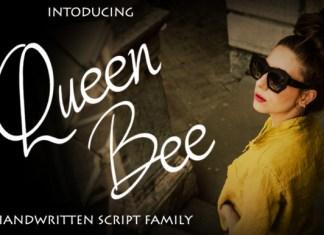 Queen Bee Font