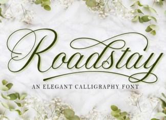 Roadstay Font