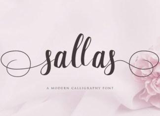Sallas Font