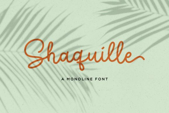 Shaquille Font